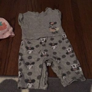3-6 month summer baby girl lot